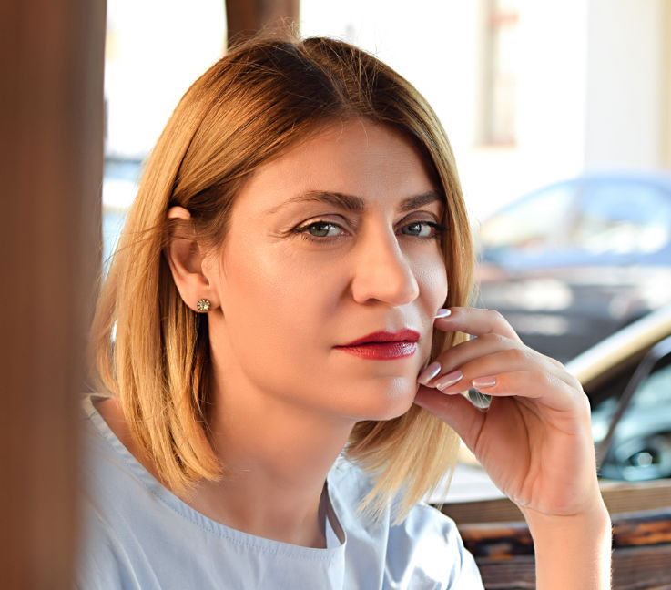 Богомолова Елена - психолог дома престарелых